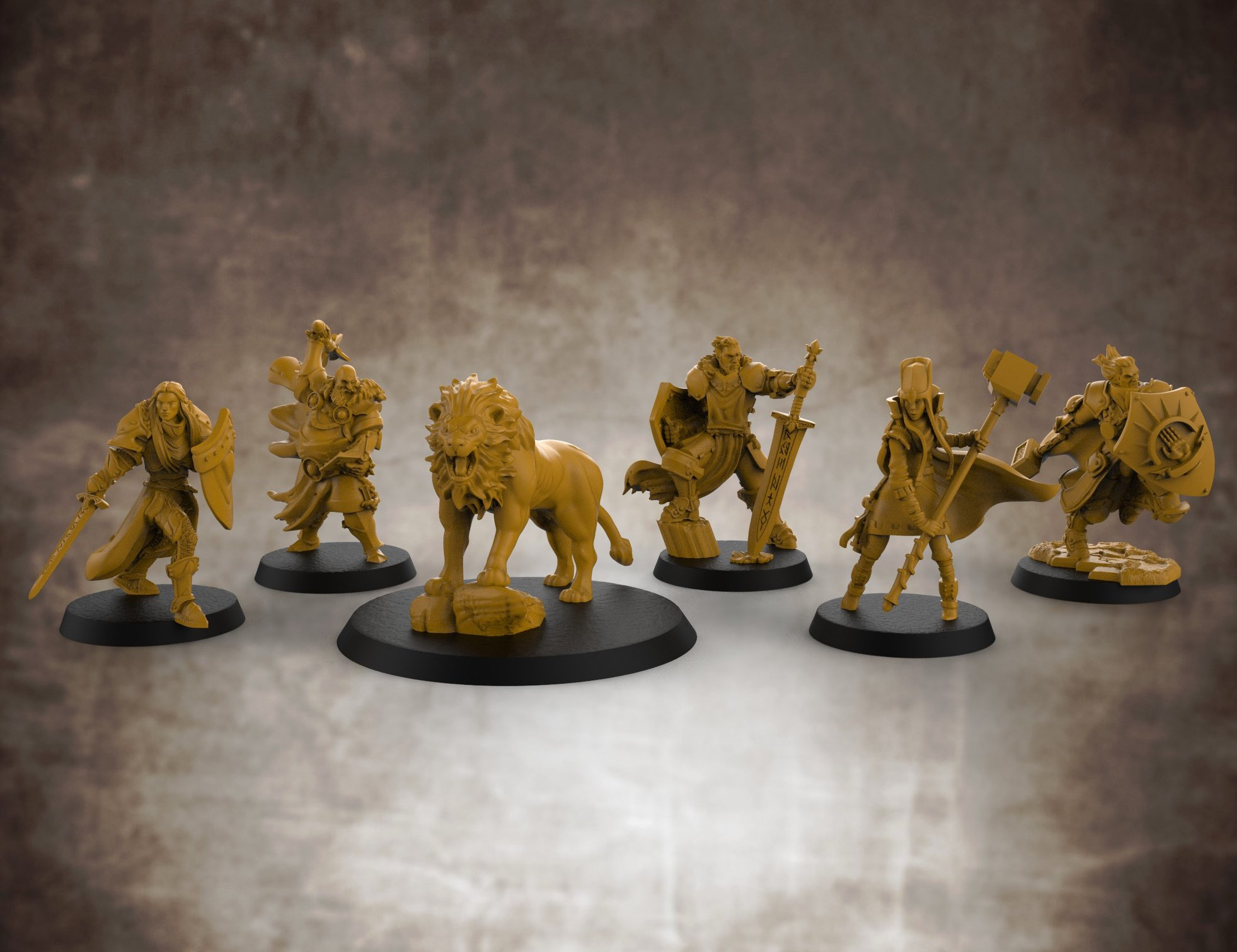 [Image: New-Miniature-Preview-Lion-Tower-Miniatures.jpg]