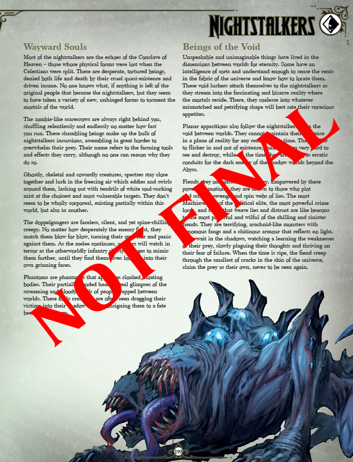 Page Preview #2 - Mantic Games