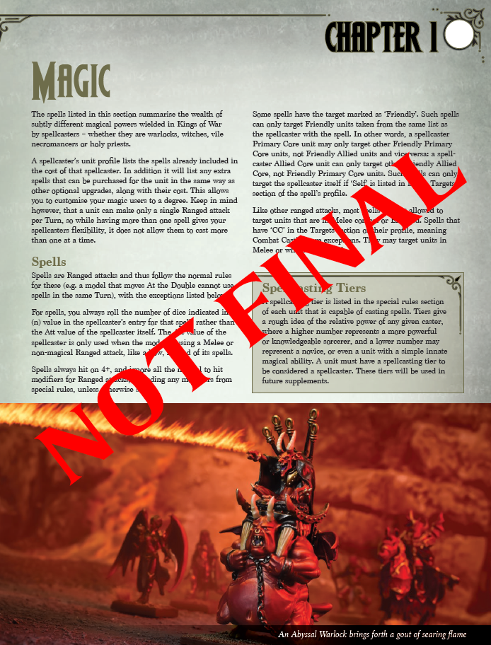 Page Preview #3 - Mantic Games