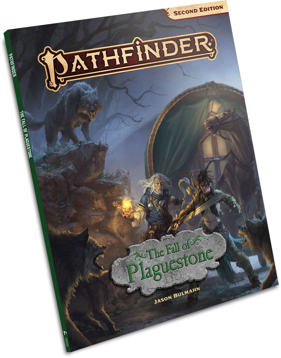 New Adventure Paths Await For Pathfinder 2nd Edition