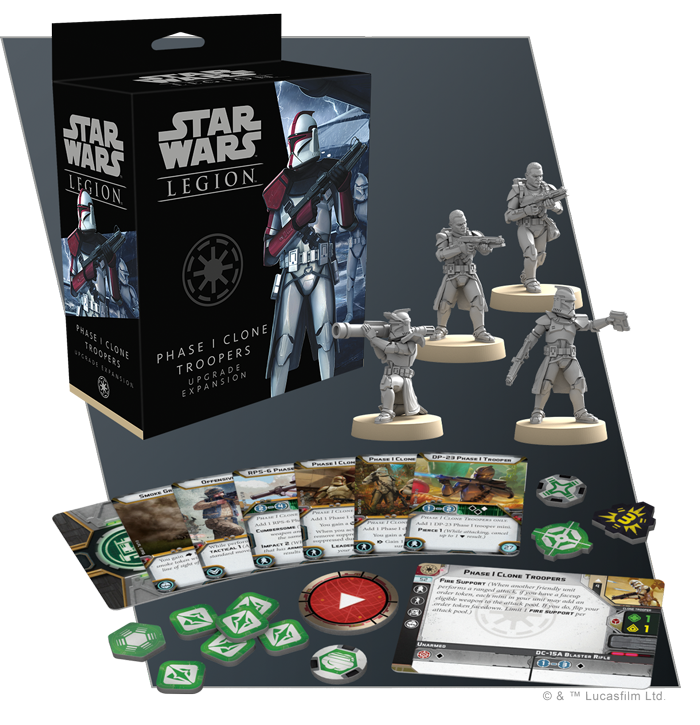 Phase 1 Clone Troopers - FFG