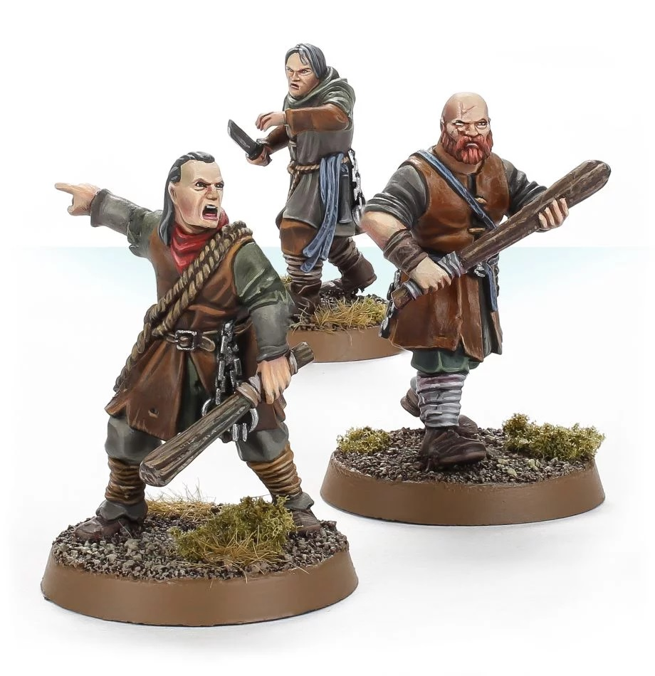 Ruffian Leaders - Forge World