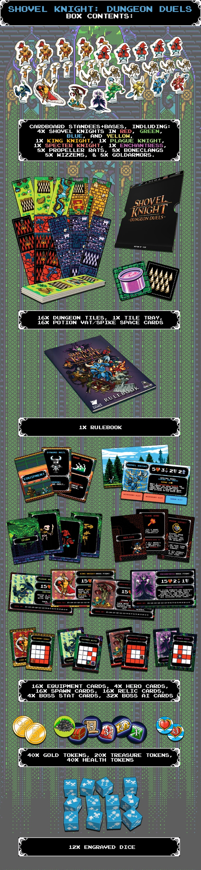 Shovel Knight Dungeon Duels Pledge #1