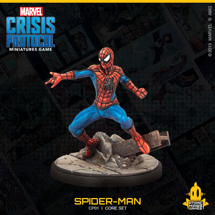 Spider-Man - Atomic Mass Games
