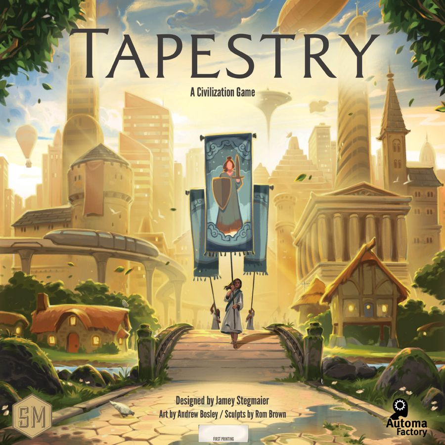 Tapestry - Stonemaier Games