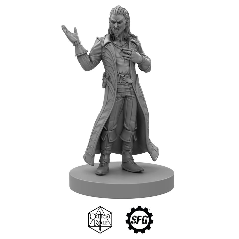 The Gentleman - Steamforged Games