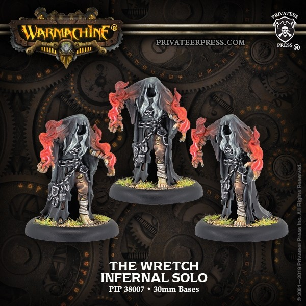 The Wretch - Privateer Press