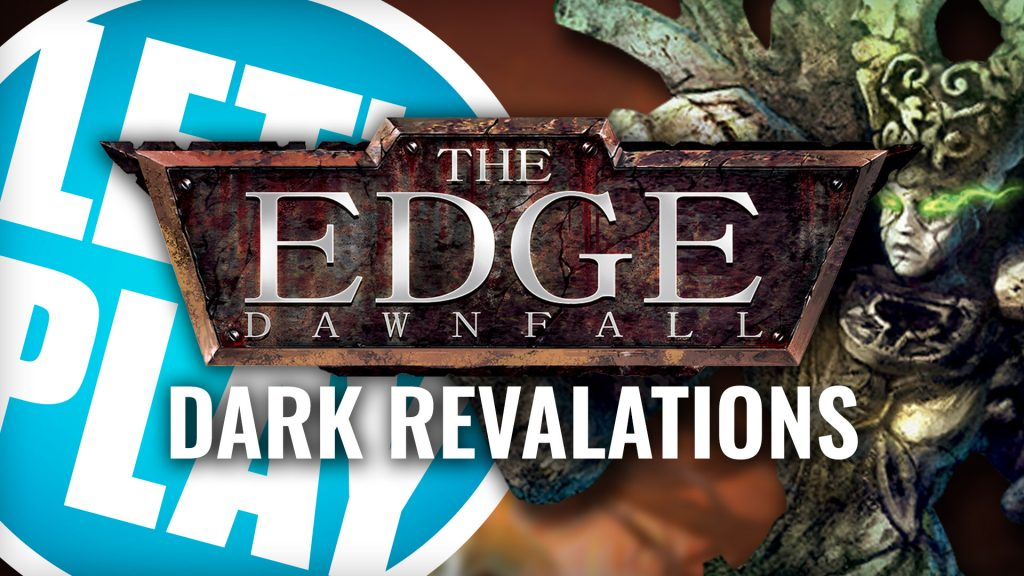 Let's Play: The Edge - Dark Revalations