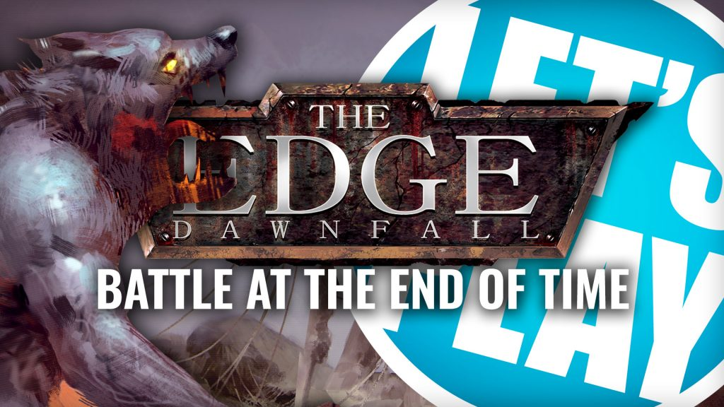 Let's Play: The Edge - Battle At The End Of Time