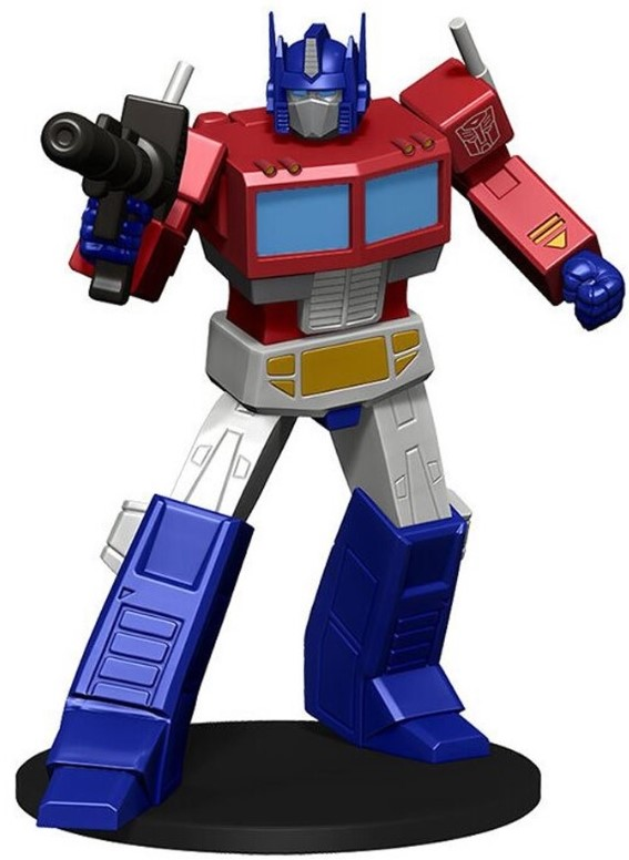 Transformers Miniature #1 - WizKids