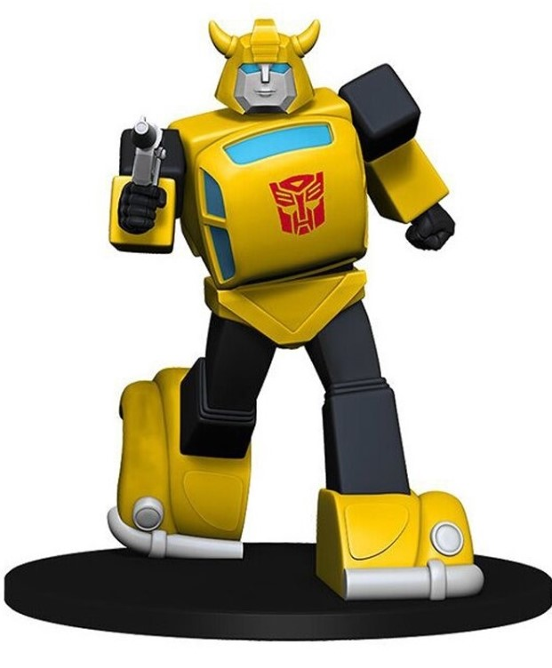 Transformers Miniature #3 - WizKids