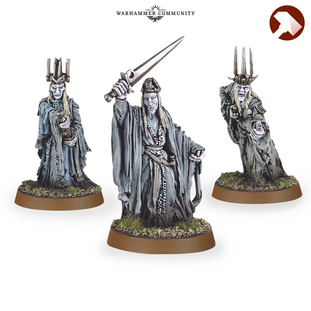 Twilight Ringwraiths - Games Workshop