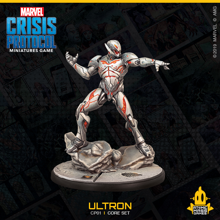 Ultron Photo - Atomic Mass Games