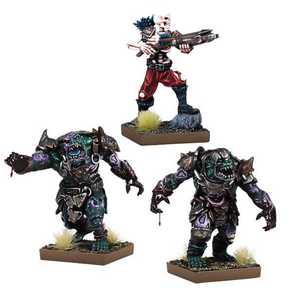 Undead Reinforcement Pack - Mantic Games