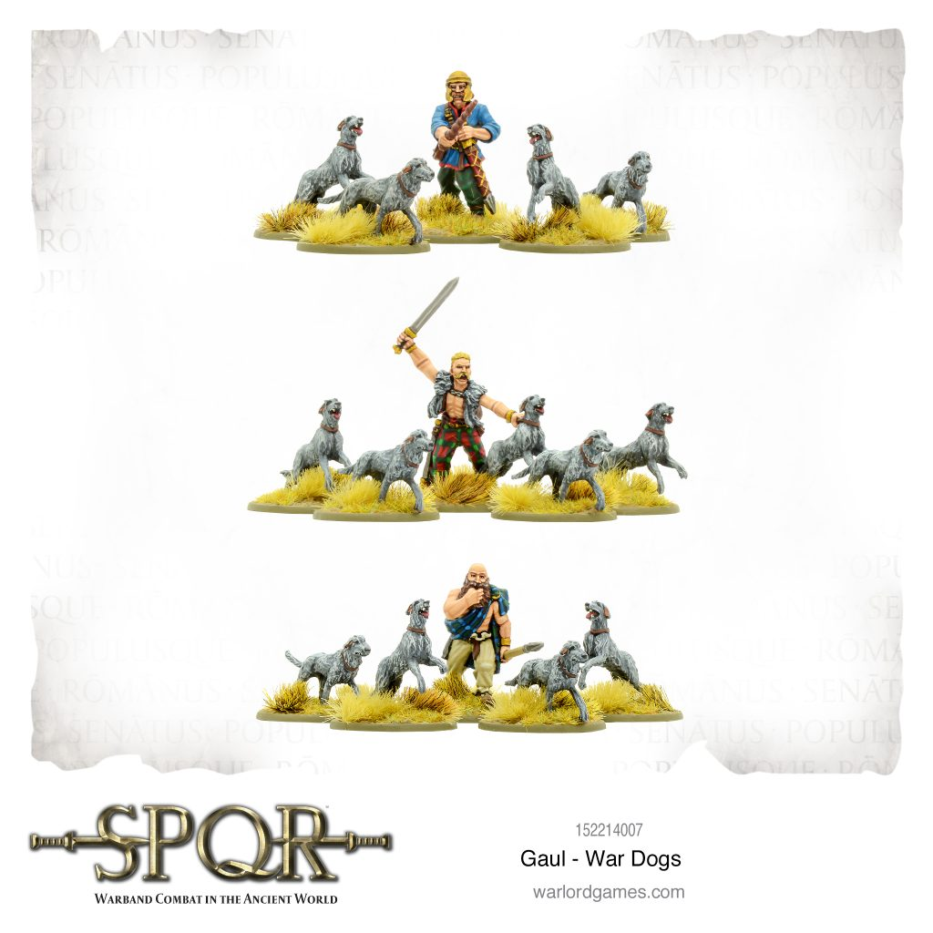 War Dogs - Warlord Games