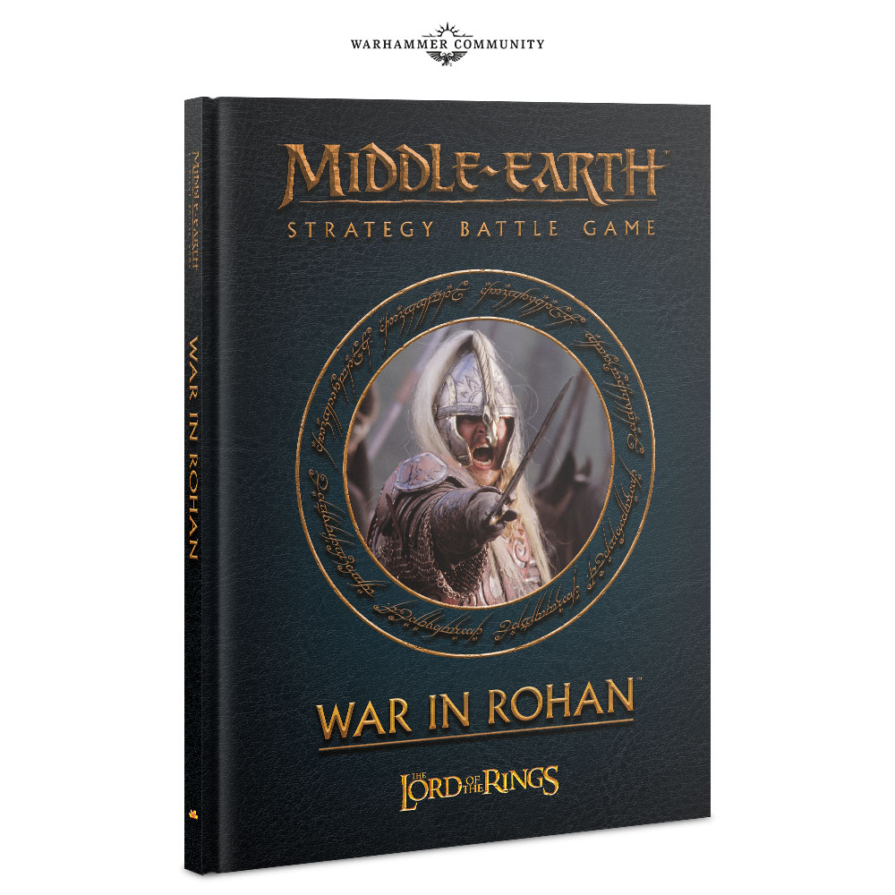 War In Rohan - Games Workshop