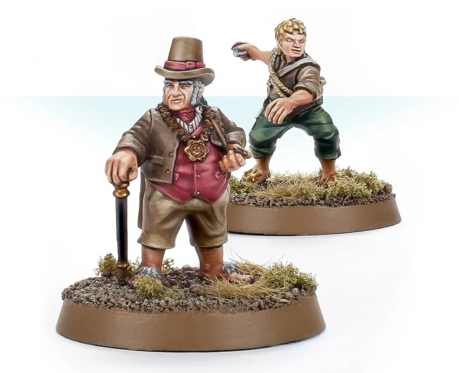 Will Whitfoot & Baldo Tulpenny - Forge World