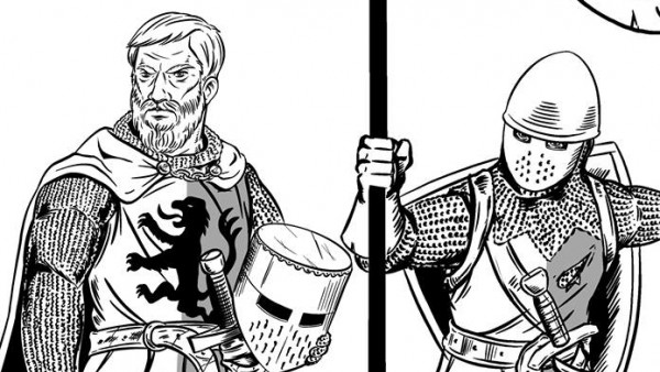 Hicks & Hobday's Barons' War Coming To Kickstarter