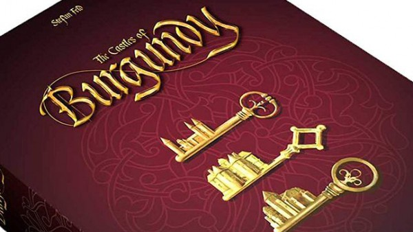 Ravensburger Build Up New Castles Of Burgundy