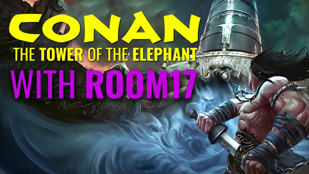Ascend The Tower Of The Elephant With Room17