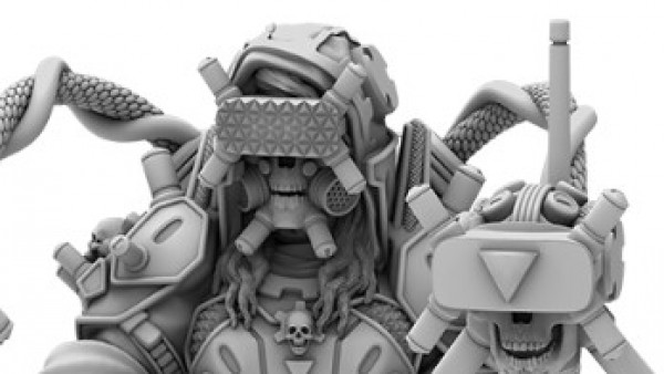 Heresy Labs Add Latest Kickstarter Heroes To Their Webstore