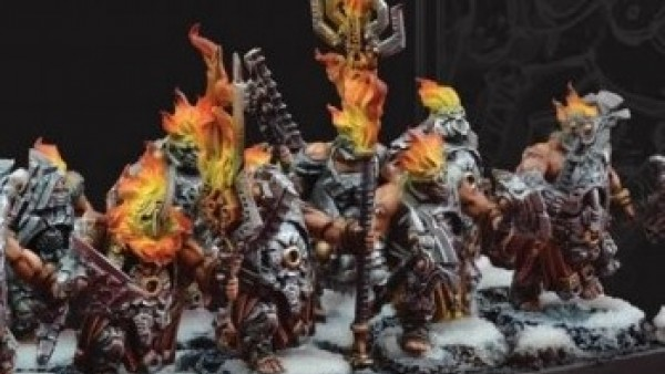 Embrace The Fury With The Dweghom's Flame Berserkers