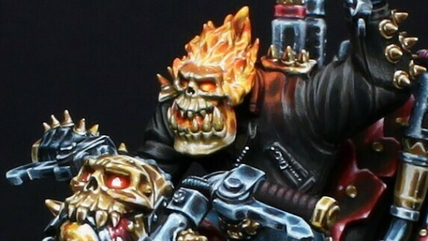 Ride Or Die With Hardcore Miniatures' Ghost Orc