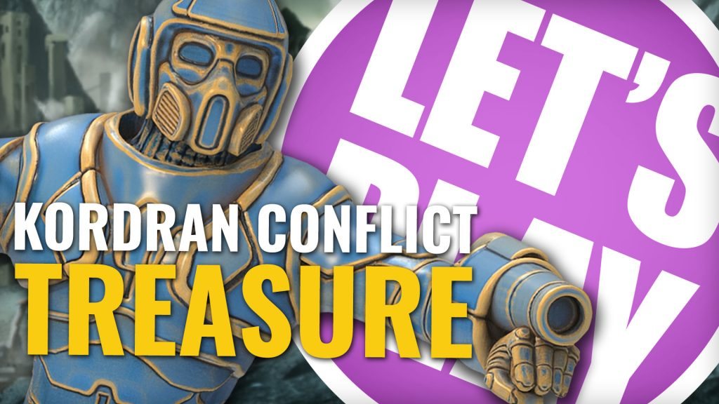 Let's Play Kordran Conflict: Treasure