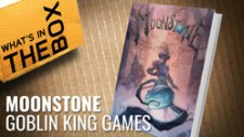 Unboxing: Moonstone By Goblin King Games