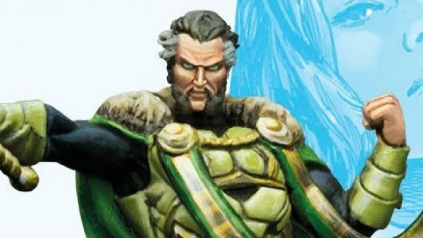 Villains & Superheroes Land This Month From Knight Models