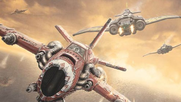 Soar Into The New Aeronautica Imperialis Next Weekend