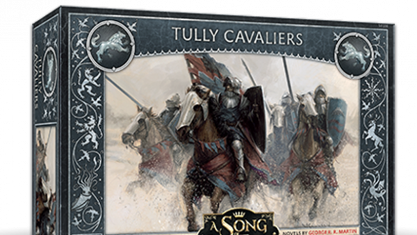 New Tully Cavaliers Ride To The Stark's Aid With CMON