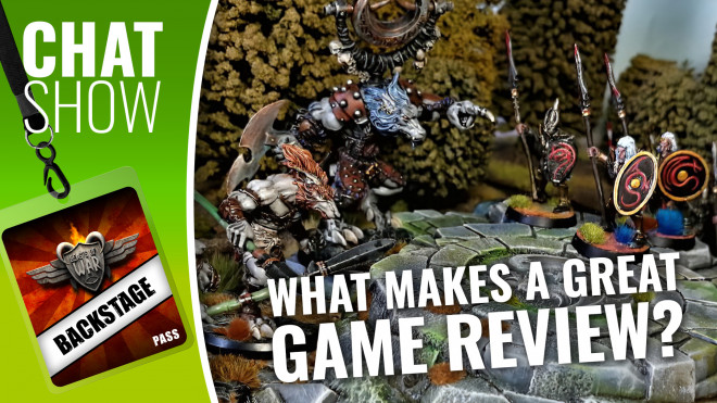 Weekender XLBS: What Makes A Good Wargame Review?