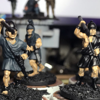 Athenians, The start of a new Faction