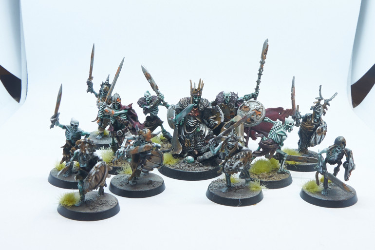 Undead Warbands