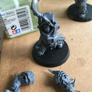 Day 24 - Blightlord Terminators Armed...