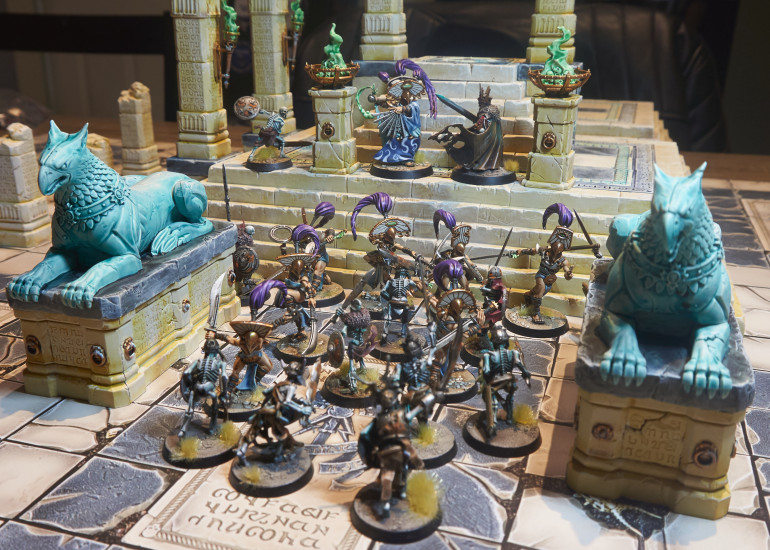 Cipher Lords and Raptoryx