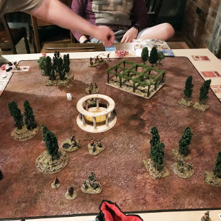 Mortal Gods Demo, 300 points