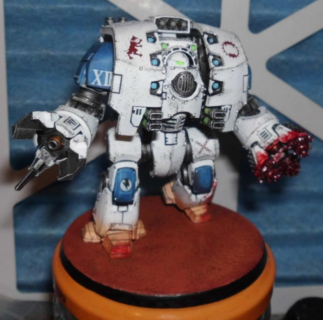 Days are fading out: World Eaters Leviathan done: