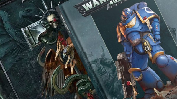 Snag Yourself A Bite-Sized Rulebook For Warhammer 40,000