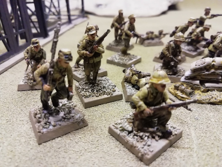 German Forces Ready