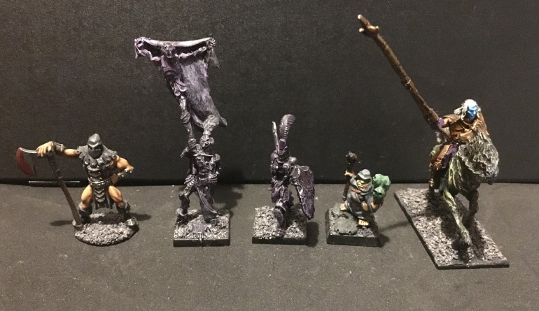My Undead Army - Heroes