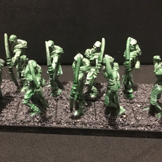 My Undead Army - Skeletons