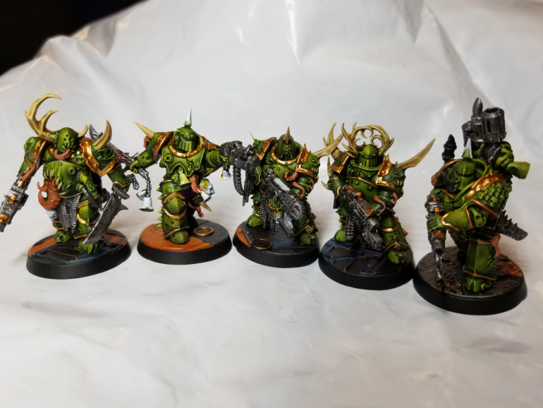 Plague Marines - September 15