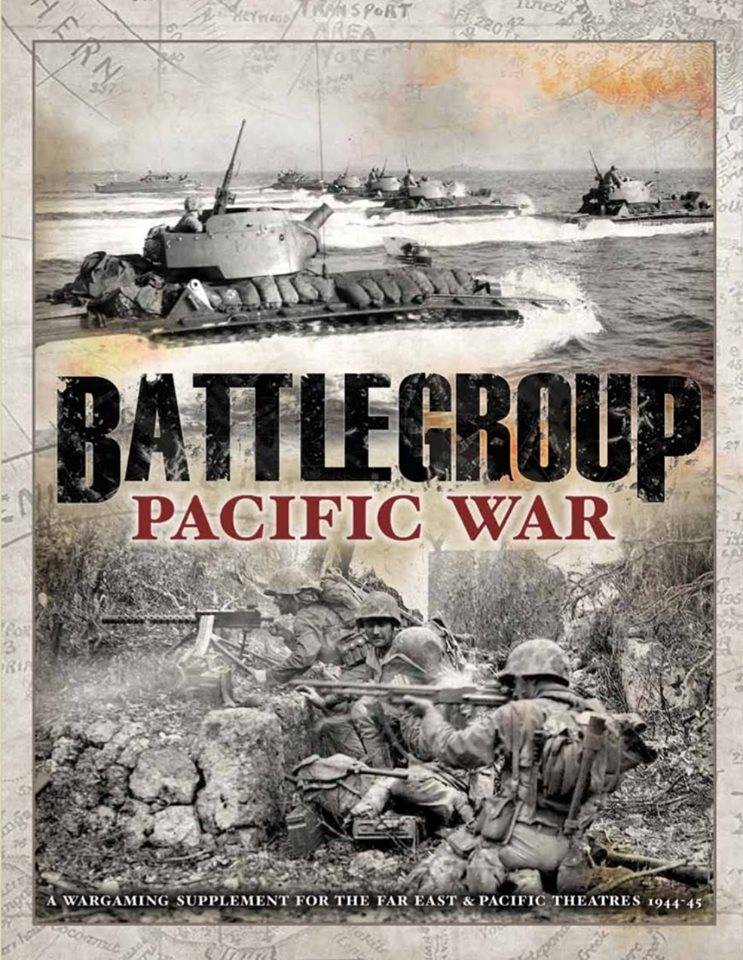 Battlegroup Pacific War - Plastic Soldier Company