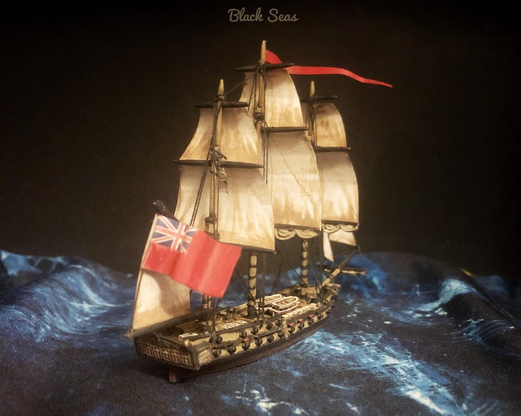 Black Seas Ship #2 by suetoniuspaullinus