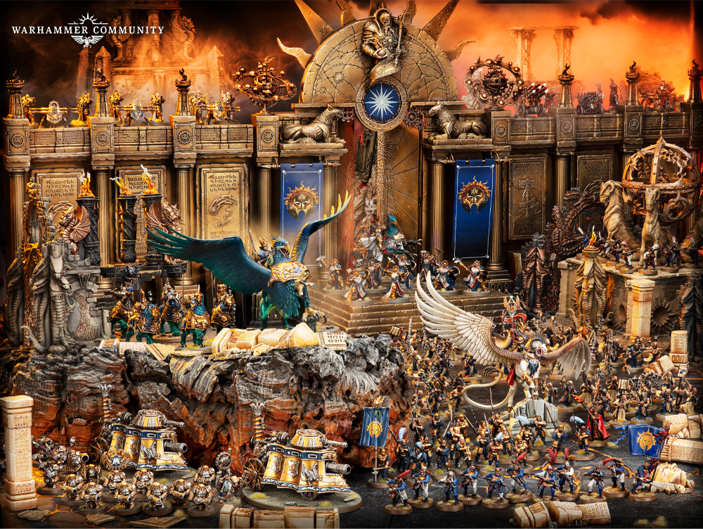 Cities Of Sigmar Army - Games Workshop