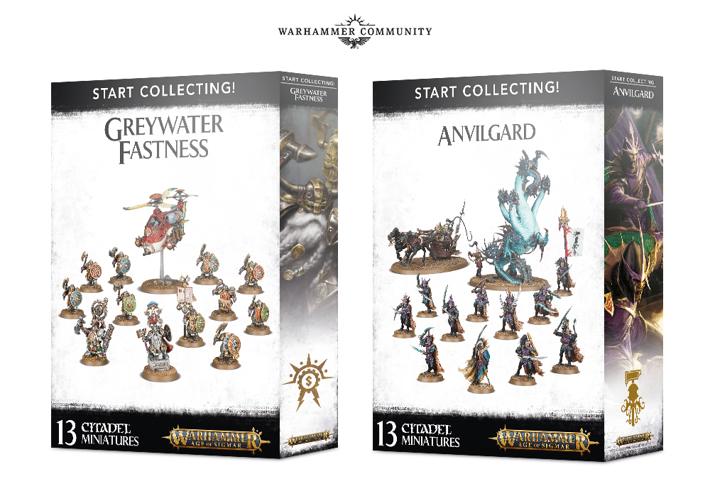 Cities Of Sigmar Start Collecting - Games Workshop