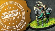 Community Spotlight: Wild Wizards, Tiny Troops & Mystical Mice