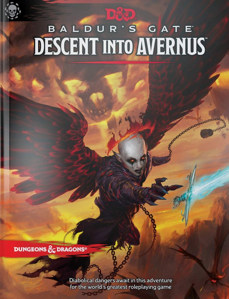 Descent Into Avernus - Wizards Of The Coast